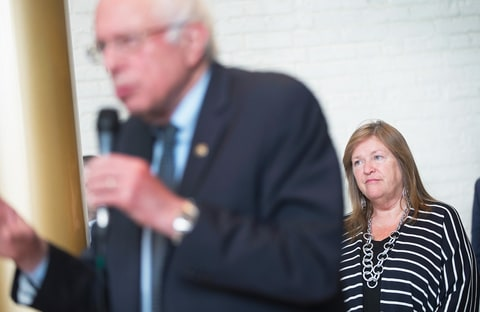 Jane Sanders, interview, Rolling Stone