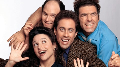 seinfeld best sitcom of all time From the fresh prince of bel-air to liz lemon on 30 rock, these are the best sitcoms of all time.