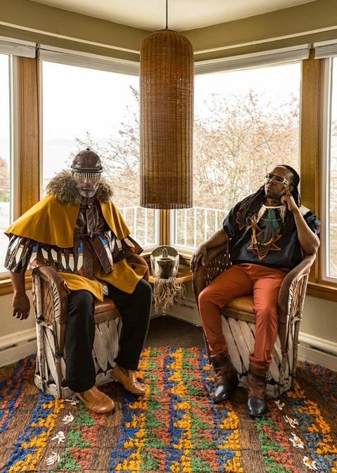 Shabazz Palaces Talk Ambitious 'Quazars' Albums - Rolling ...
