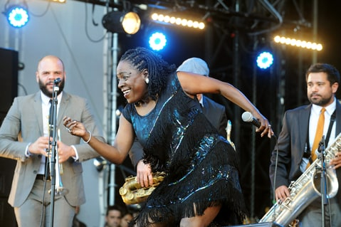 Sharon Jones, Dap-Kings