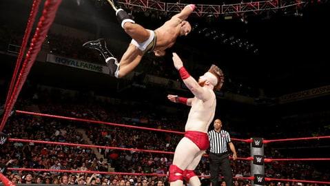 WWE Raw Results 9/12/16