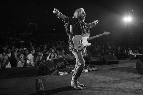 tom petty hollywood bowl