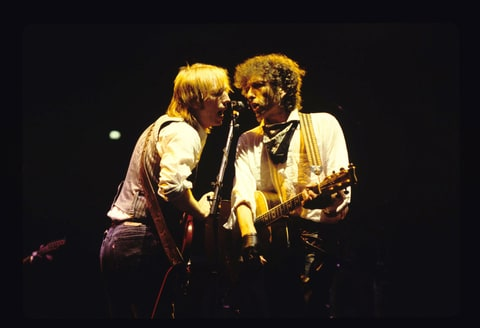 tom petty bob dylan