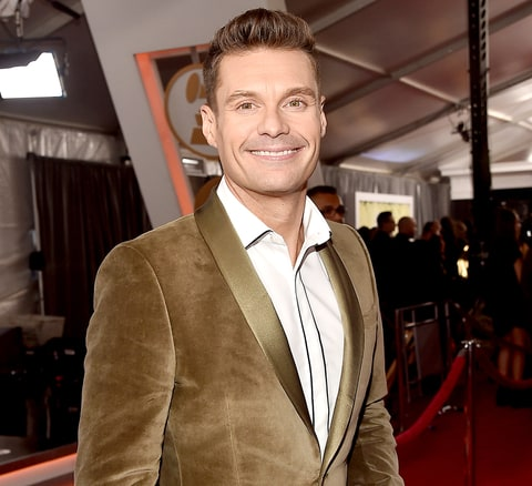 Ryan Seacrest shares photo of wreckage after fire at his home