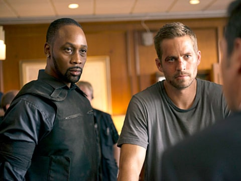 Paul Walker - Brick Mansions
