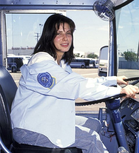Sandra Bullock Speed