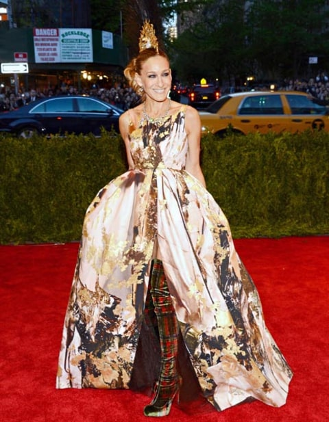 SJP met full length