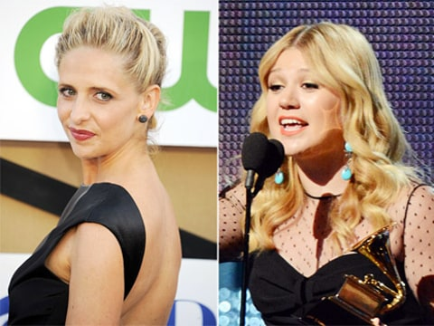 sarah michelle gellar vs kelly clarkson