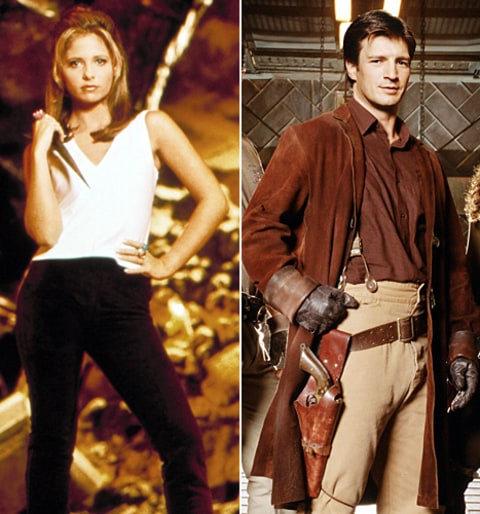 buffy and mal