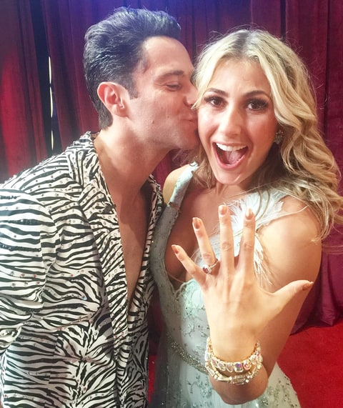 Images of couples dating on dwts sasha