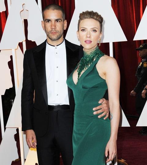 Scarlett Johansson Files for Divorce From Romain Dauriac ... Scarlett Johansson Divorce