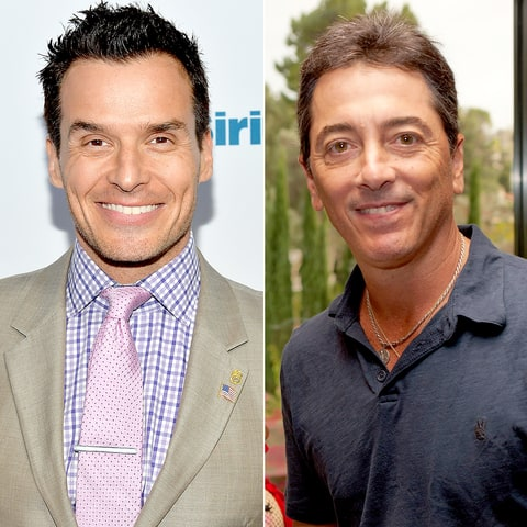 Antonio Sabato, Jr. and Scott Baio