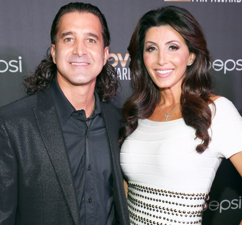 Scott Stapp and Jaclyn Stapp