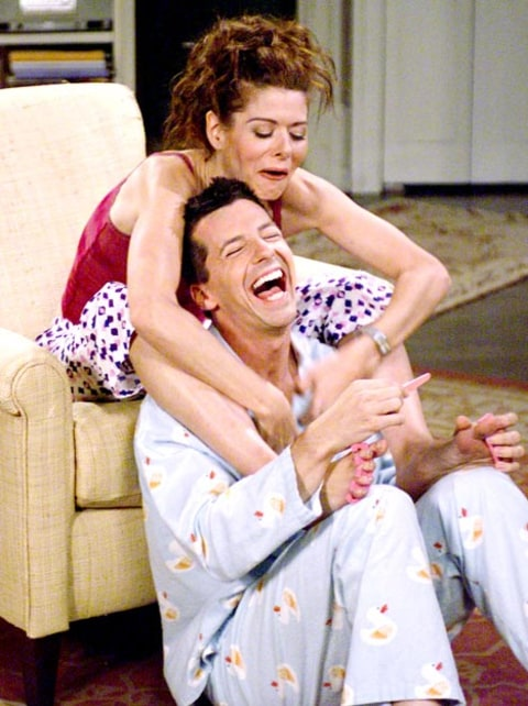 sean and debra on will and grace