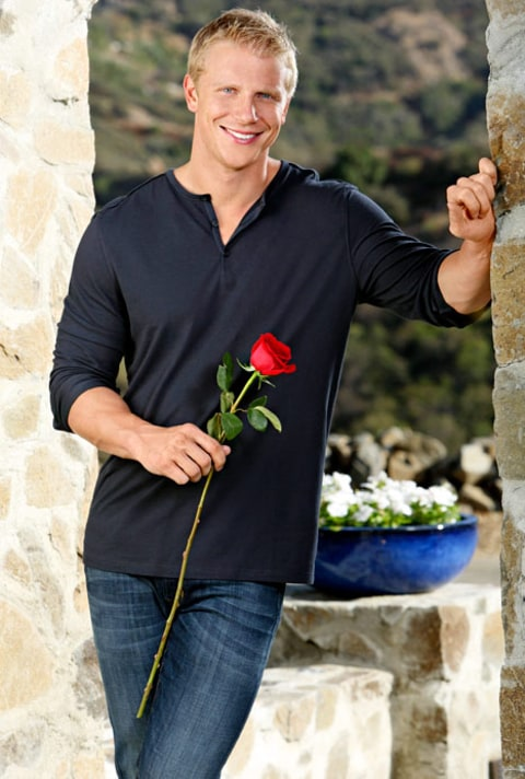 sean lowe with rose