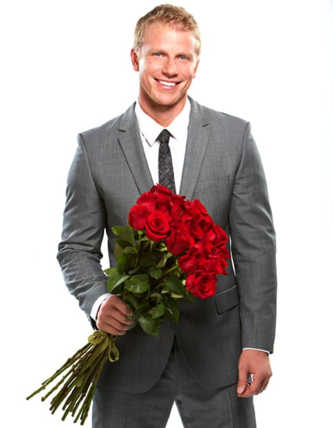 sean lowe with roses