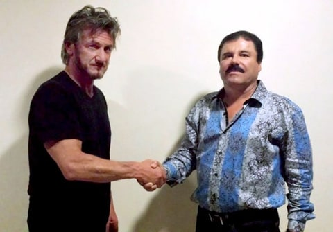 Sean Penn and El Chapo