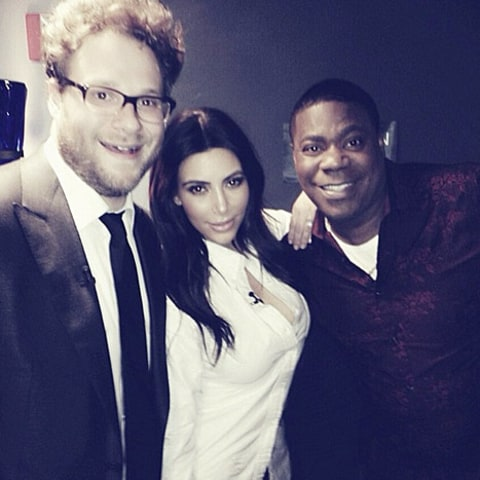 seth rogen kim k tracy morgan fallon