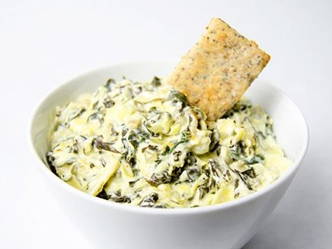 Kristin Cavallari's Spinach-Artichoke Dip Recipe, Football ...
