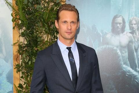 Alexander Skarsgard ate 7,000 calories a day to bulk up for Tarzan