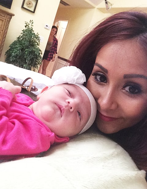 snooki and Meilani 2