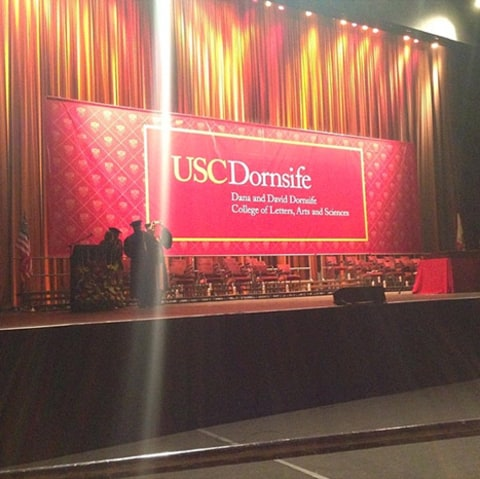 Spencer Pratt Graduates From USC