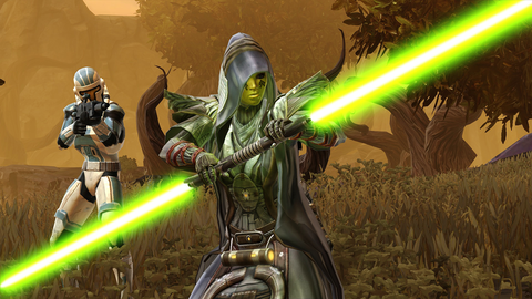 'The Old Republic' brought 'Star Wars' to the MMO genre, and soon went free to play