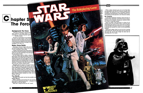 'Star Wars: The Roleplaying Game'
