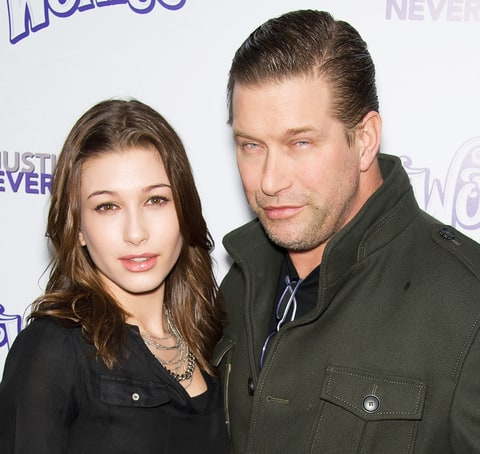 Hailey Baldwin and Stephen Baldwin