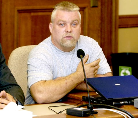Steven Avery in Netflix's documentary