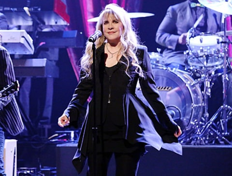 stevie nicks on fallon