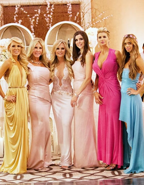 tamra barney wedding ladies
