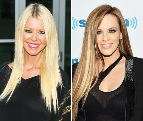 Tara Reid Walks Out On Jenny McCarthy Radio Show Interview