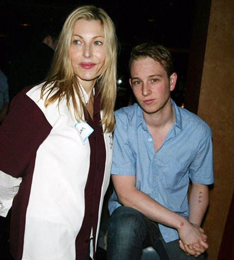 Tatum O'Neal and Kevin