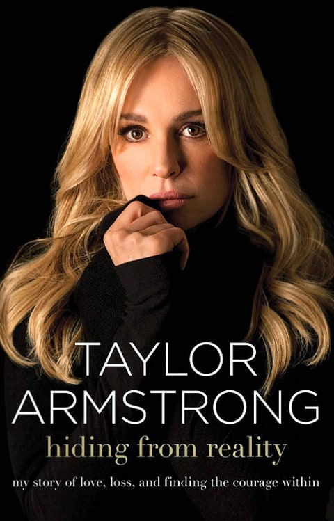 taylor armstrong book