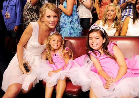 Taylor and girls