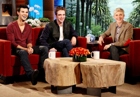 robert pattinson and ellen