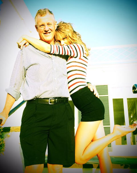 Taylor SWift dad