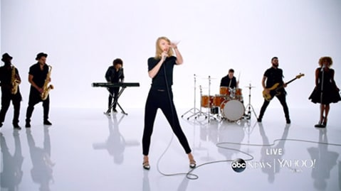 Taylor Swift Music video Shake it 7