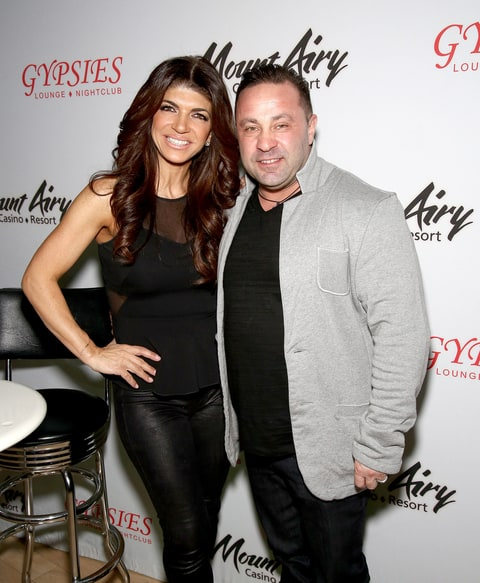 'The Real Housewives' Teresa Giudice Returns; Talks about Prison Sentence