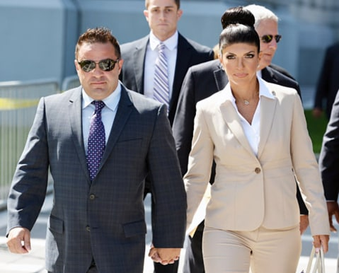 teresa and joe giudice court