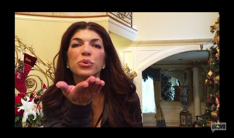 Teresa Giudice spoke out after her release from prison.