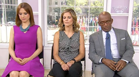 The Today show hypnotized
