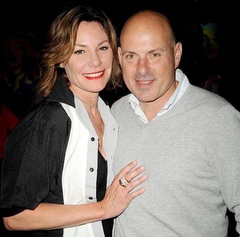 Countess Luann de Lesseps and Thomas D'Agostino attend 29th Annual All-Star Bowling Classic at Lucky Strike on January 25, 2016 in New York City.