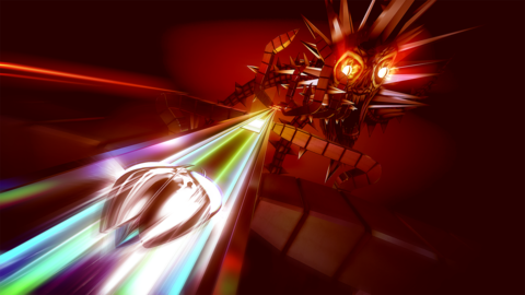 Thumper for PlayStation VR
