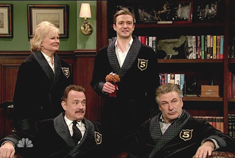 Justin Timberlake on SNL