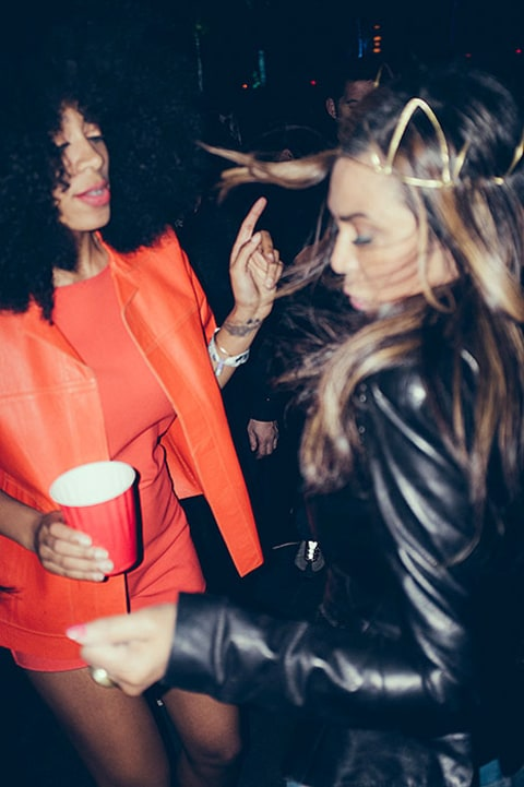 tina and solange