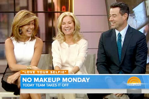 today show anchors no makeup 1