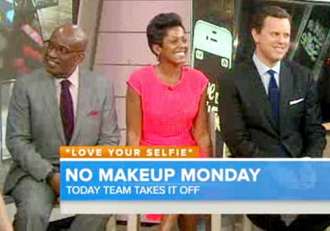 today show anchors no makeup 2