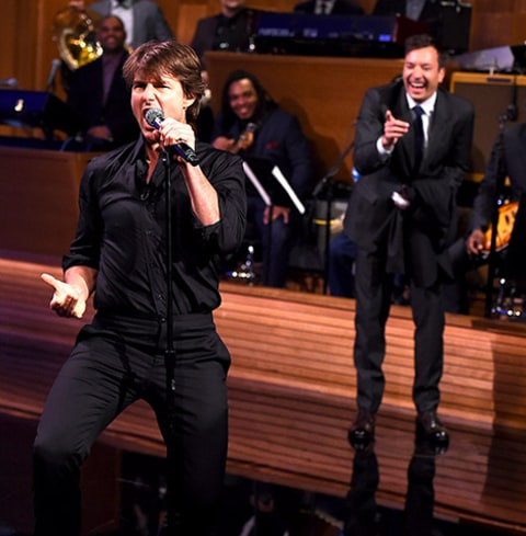 Tom Cruise Jimmy Fallon